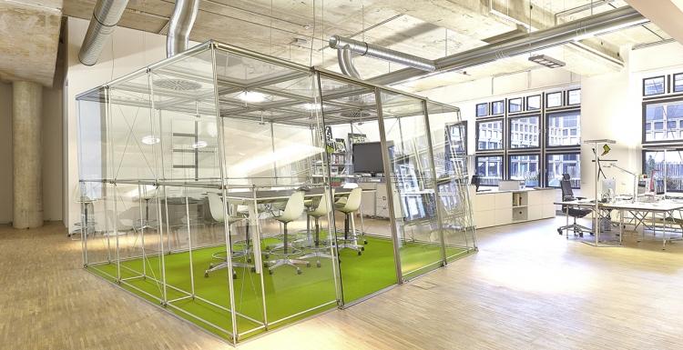 Open office kennenlernen