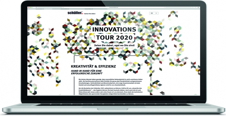 Schüller Innovations Tour 2020