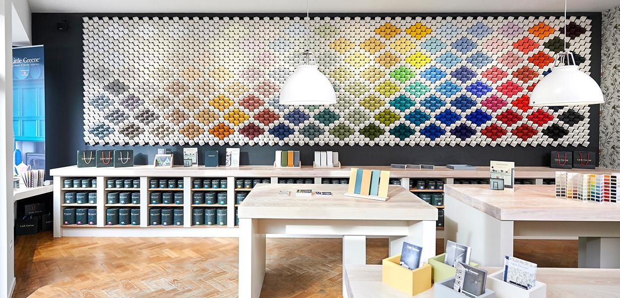 Little Greene: Farben und Tapeten mit Tradition | interior fashion